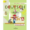 Немецкий язык. Рабочая тетрадь 3 кл. Часть А. Бим